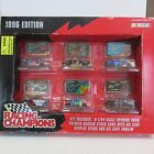 1996 NASCAR 1:64 Scale Racing Champions Diecast Stock Cars, Stand