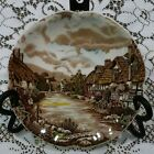 Olde English Countryside Saucer by Johnson Brothers
