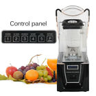 Soundproof cover blender Fruit Ice food sound insulation Smoothie Juicer Mixer