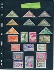 OWN PART OF LIBERIA AIR MAIL STAMP HISTORY 50 ISSUES CAT VALUE 2660 SHOWN