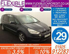 2010 FORD S MAX 18 TDCI ZETEC GOOD BAD CREDIT CAR FINANCE FROM 29 P WK