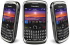 BlackBerry Curve 9300 GREYUNLOCKED ATTVERY GOOD CONDITION WITH WARRANTY