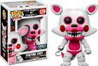 ❤️ Funko Pop ❤️ Five Nights at Freddy`s FUNTIME FOXY FLOCKED EXCLUSIVE 129 NEW