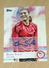 HOPE SOLO Autograph MINT Topps Olympic Auto Soccer World Cup Gold Medal Goalie