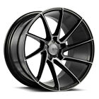 20 SAVINI BM15 TINTED CONCAVE DIRECTIONAL WHEELS RIMS FITS AUDI A7 S7