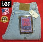 NEW VINTAGE LEE STORM RIDERS REGULAR FIT JEANS PANTS DEADSTOCK USA 30x30