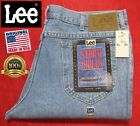 NEW VINTAGE LEE STORM RIDERS REGULAR FIT JEANS PANTS DEADSTOCK USA 36x30