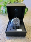 Sinn Military Type III Limited Edition -New In Box With Two Sinn Bands-US Seller