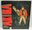Akira The Criterion Collection 3 Laserdisc LD Gatefold 1988 Japanese Anime Film
