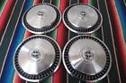 1960s 1970s FORD BRONCO 1 2 TON PICKUP TRUCK 15 HUBCAPS WHEEL COVERS HUB CAPS