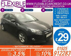 2012 FORD FOCUS 16 ZETEC GOOD BAD CREDIT CAR FINANCE AVAILABLE