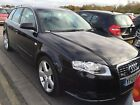 LARGER PHOTOS: 07 AUDI A4 AVANT 2.0 TDI 140 S-LINE, STUNNING LOOKING, 1 F/OWNER 11 SERV