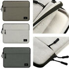 "HOT Luxury Sleeve Pouch Bag Case For 14"" 15"" 15.6"" Dell Lenovo HP Macbook Laptop"