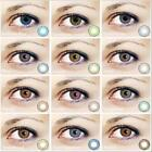 Big Eyes Colored Contacts Lenses Cosmetic Cosplay Party Makeup Circle Lens FT