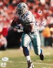 EMMITT SMITH (Dallas Cowboys) signed autographed 8x10 photo JSA