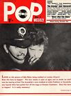 Pop Weekly Magazine 9 October 1965 Bob Dylan The Beach Boys Brian Jones