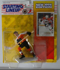 1994 Starting Lineup Eric Lindros Philadelphia Flyers Kenner Hockey NHL Figure
