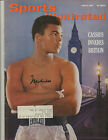 Muhammad Ali Boxing Cards and Autographed Memorabilia Guide 36
