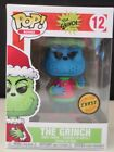 Funko POP The Grinch Blue Chase Variant Limited Edition Vinyl Figure Lot A