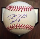 BUSTER POSEY Autograph Signed MLB BASEBALL JSA Certified S.F. GIANTS 3x WS CHAM