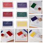 Ink Pad Inkpads DIY Home For Paper Fabric Wood Stamp Scrapbooking Printing Craft