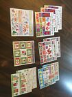 Kathy Davis Collection Scrapbook Stickers Lot Of 11 Sheets