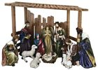Chirstmas Decoration Nativity Figure Lifesize Sculpture Outdoor Holiday Display