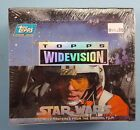 Star Wars Galaxy Widevision by Topps sealed box