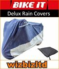 Deluxe Polyester Motorcycle Raincover E-max electric 110S 2014 RCODEL02