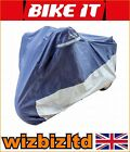 Deluxe Polyester Motorcycle Raincover E-max electric 110S 2013 RCODEL02