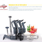 Handheld Immersion blender CE variable speed eggbeater home bakery cake cookies