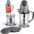 Ninja Master Prep Blender Food Processor Chopper 400W Drink Mixer Smoothie Maker