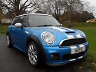 LARGER PHOTOS: STRIKING ELECTRIC BLUE - 2007  MINI COOPER S - 2 OWNERS - FULL SERVICE HISTORY