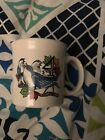 Homer Laughlin FIESTA WARE TWELVE DAYS OF CHRISTMAS Four Calling Birds