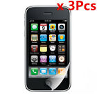 3Pcs Ultra thin Screen Film Screen Protector For Apple iPhone 3G 3GS 6