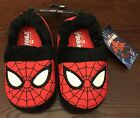 Toddler Boys Spider Man New Slippers Shoes Size M 7 8