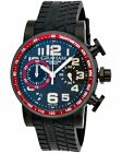 GRAHAM SILVERSTONE STOWE 44 CHRONOGRAPH RED & PVD AUTOMATIC MEN'S WATCH $7,600