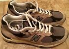 New Balance M991GG Grey w Speckled Rubber Running Shoes Made in USA Size 11 D