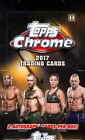 2017 Topps UFC Chrome Hobby Factory Sealed Box