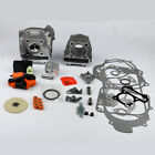 Cylinder Head kit 50cc GY6 Engine Gasket Taotao JCL SunL Roketa Moped Scooter