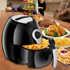 Air Fryer Oil Less Cooker Low Fat Technology Calorie Reducer 3.7 Quart