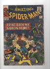 AMAZING SPIDER MAN 27 MARVEL 1965 POOR 15 CONDITION 5TH GREEN GOBLIN