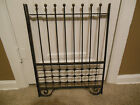 Early 1900s Vintage Antique Bank Teller Interior Window Cage