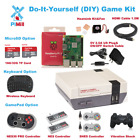 Raspberry Pi 3 Model B B+B plus DIY GAME Kit NESPi Retroflag Retro Lot