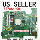 577064 001 AMD Motherboard for HP G61 Compaq CQ61 Laptop incl Free CPU