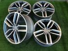 21 AUDI FACTORY OEM SQ5 Q5 WHEELS RIMS S6 A7 S7 20 A8 S8 RS7 21