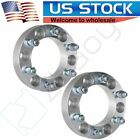2X 15 6x55 14x15 Wheel Spacers For Chevrolet Express 1500 Silverado 1500HD