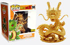 Funko POP! Animation GOLD SHENRON EXCLUSIVE VINYL FIGURE DBZ Hot Topic