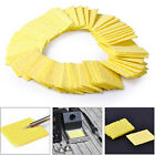 50Pcs Soldering Iron Cleaning Pads Sponge Solder Iron Tip Sponges Welding New.