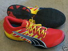 GREAT Puma 10cell red yellow black tennis shoes mens 12